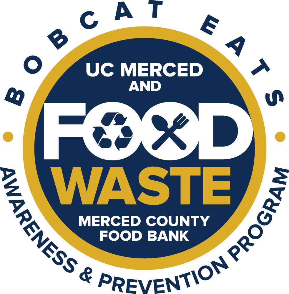 Bobcat Eats Food Waste Awareness and Prevention Program logo
